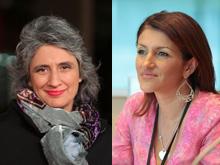 Paola Concia e Sonia Alfano: