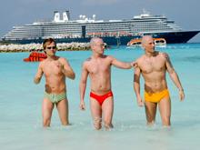 Arrestati perchè facevano sesso su una nave da crociera gay