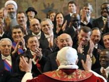 Ratzinger ai diplomatici contro aborto e coppie di fatto