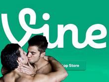 Vine, app per pubblicare video su Twitter, già piena di clip porno gay
