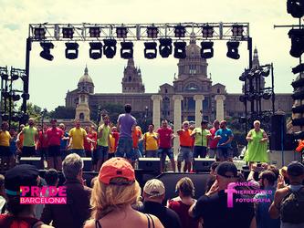 Tutto pronto per il Barcellona Pride: attese più di 200 mila persone