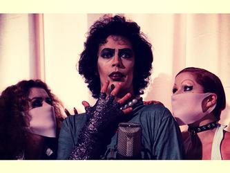Il Festival gay di Londra ha festeggiato i 40 anni del Rocky Horror