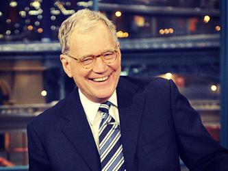 David Letterman: mercoledì l'ultima puntata dello show