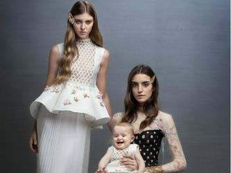 Gattinoni lancia 'RocKokò' la 'Family Day Couture' pro LGBT