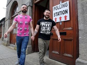 L'Irlanda dice sì: il matrimonio egualitario vince il referendum