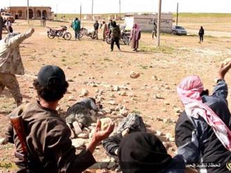 Un'altra coppia gay giustiziata dall'Isis in Siria