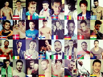 Mister+Gay+World+2014%3A+ecco+le+foto+dei+32+candidati+al+titolo