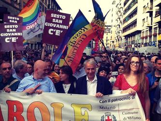 Milano Pride 2015: arriva il patrocinio del Comune
