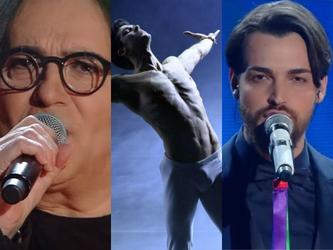 Da Zero a Bolle arrivando a Scanu: tre generazioni di artisti gay