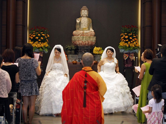 Taiwan potrebbe avere presto il matrimonio egualitario