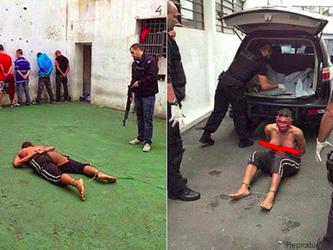 Spogliata, rasata e sfigurata dalla polizia: è successo ad una trans