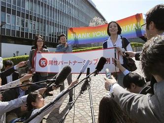Shibuya è il primo distretto giapponese a legalizzare le unioni gay