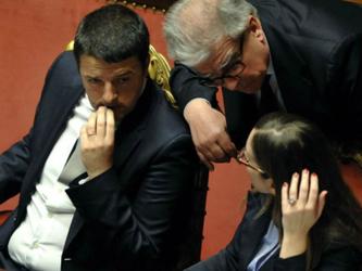 Renzi: sulla stepchild è dura ma non impossibile. Il premier non cede.