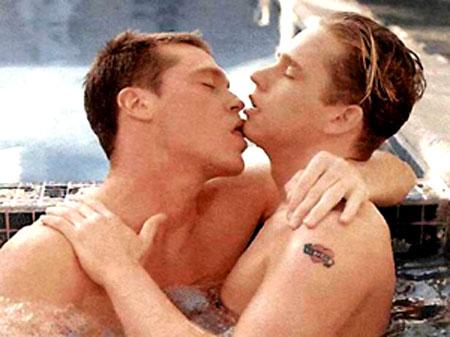 gay sesso video baci