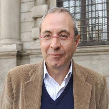Il presidente del consiglio comunale di Milano Basilio Rizzo
