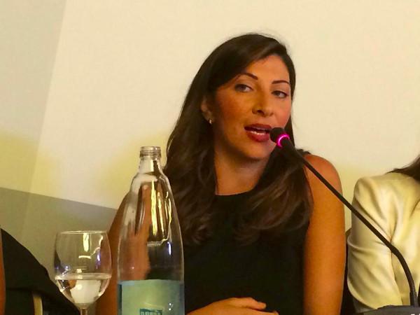 Micaela Campana, tra i firmatari della mozione del PD