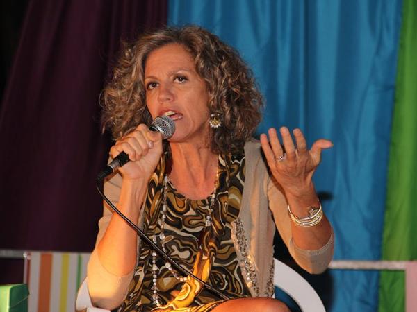 La senatrice PD Monica Cirinnà