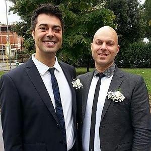 Fabio Motti e Leonardo Pace