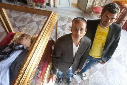 Antonio Garullo e Mario Ottocento