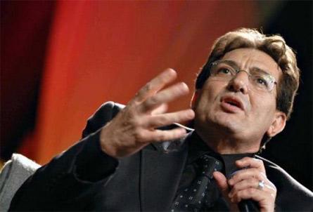 Rosario Crocetta, presidente delle Regione Siciliana