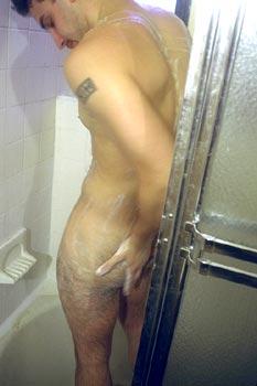 gay maschio doccia sesso