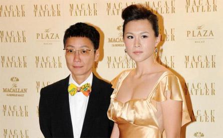 Gigi Chou e la compagna Sean Eav