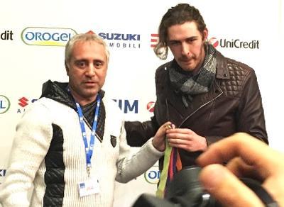 Hozier a Sanremo 2016 (video 11 Febbraio)
