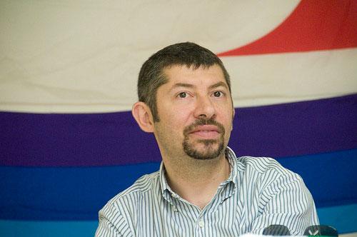 Il sottosegretario Ivan Scalfarotto