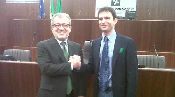 Fabrizio Cecchetti conMaroni