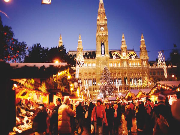 I 7 mercatini di Natale più gay d'Europa