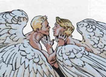 FRA GLI ANGELI GAY (misteroceleste03)