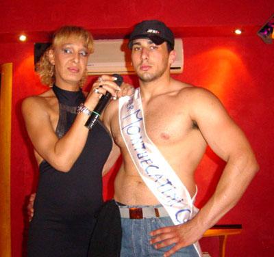mister gay daniele roma casalbertone