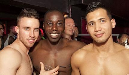Gay sesso Club Parigi