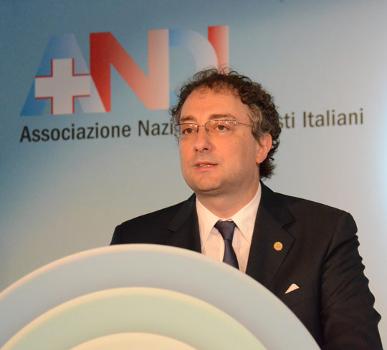 Gianfranco Prada, presidente nazionale ANDI