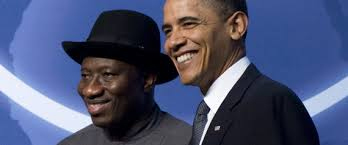Jonathan Googdluck con Obama