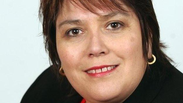 La deputata laburista Siân James