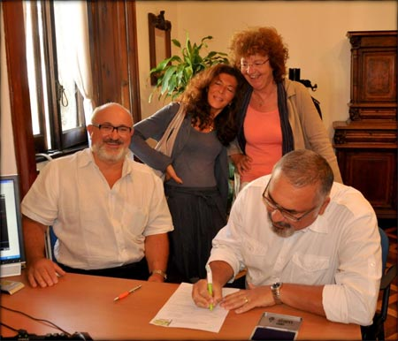 Le prime coppie iscritte al Registro delle Unioni Civili di Milano