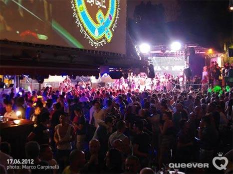 un momento di Mister Gay Piemonte 2012