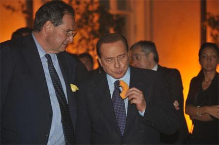 Galan con Berlusconi