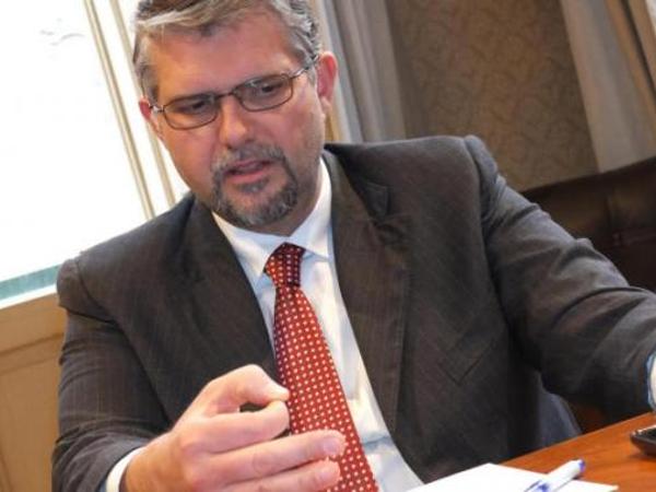 Giovanni Malpezzi, sindaco di Faenza, Pd
