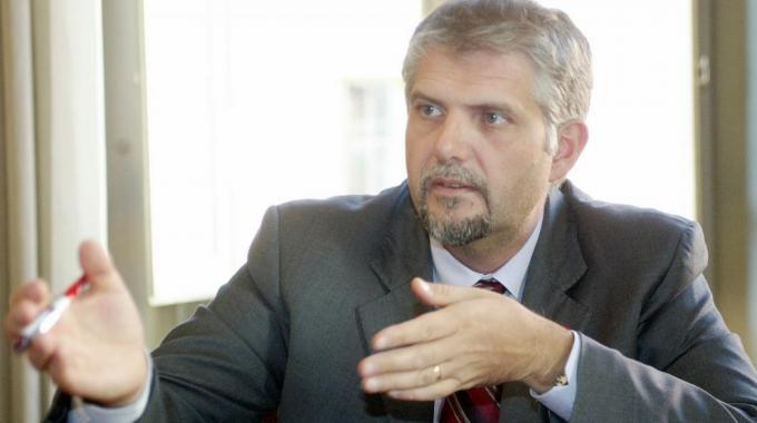 Il sindaco di Faenza Giovanni Malpezzi