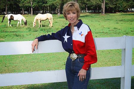La deputata texana Debbie Riddle
