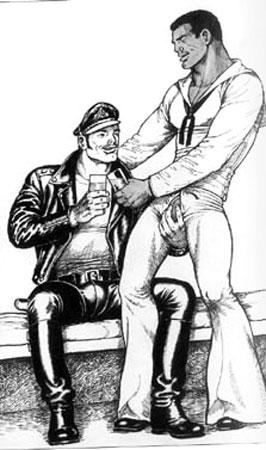 gay porno disegno Pusy calvo