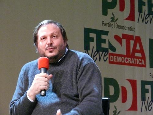 Giorgio Tonini, senatore PD