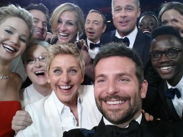 Ellen, Lady Gaga e Jared Leto: il 2014 di Twitter è gay friendly