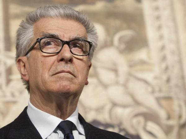 Il capogruppo del PD al Senato, Luigi Zanda