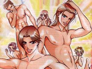 GAY COMICS IN EDICOLA! (W base)
