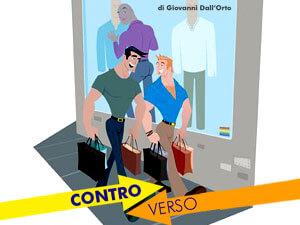 """IL MITO DELL'""""EURO ROSA"""" (gay shopping controverso)"""