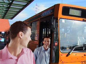 gay sesso su autobus