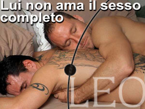 Non anale gay sesso